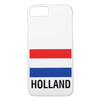 FLAG OF HOLLAND iPhone 7 CASE