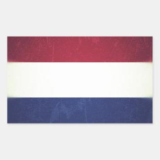Flag of Holland Sticker