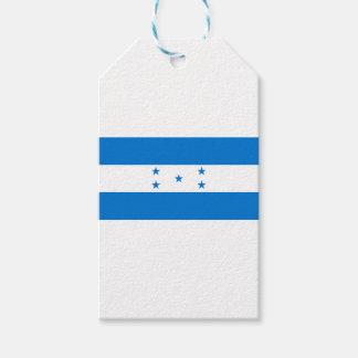 Flag of Honduras - Bandera Hondureña de Honduras Gift Tags