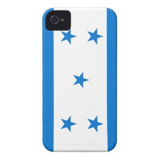 Flag of Honduras - Bandera Hondureña de Honduras iPhone 4 Case