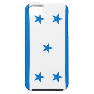 Flag of Honduras - Bandera Hondureña de Honduras iPhone 5 Cover