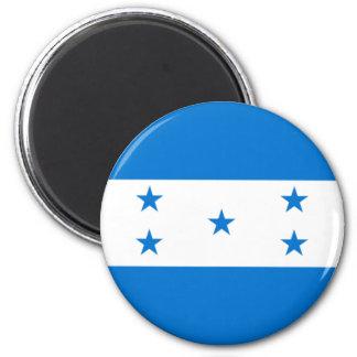 Flag of Honduras - Bandera Hondureña de Honduras Magnet