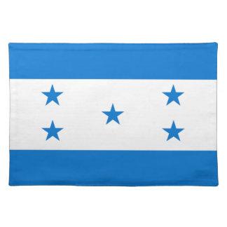 Flag of Honduras - Bandera Hondureña de Honduras Placemat