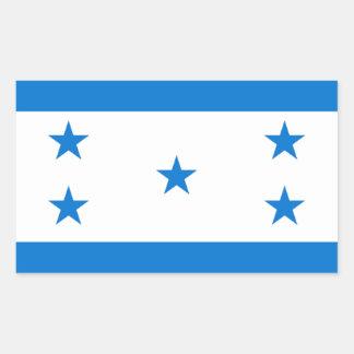 Flag of Honduras - Bandera Hondureña de Honduras Sticker