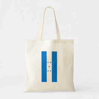 Flag of Honduras - Bandera Hondureña de Honduras Tote Bag