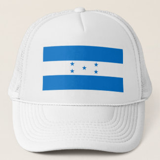 Flag of Honduras - Bandera Hondureña de Honduras Trucker Hat