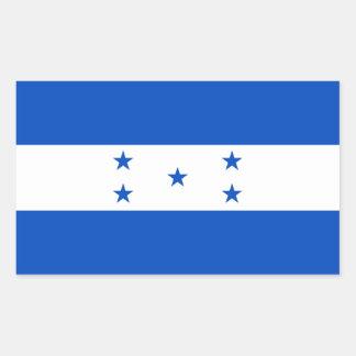 Flag of Honduras Sticker