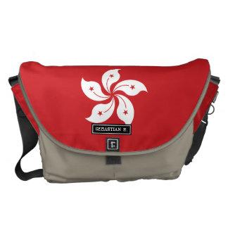 Flag of Hong Kong Courier Bag
