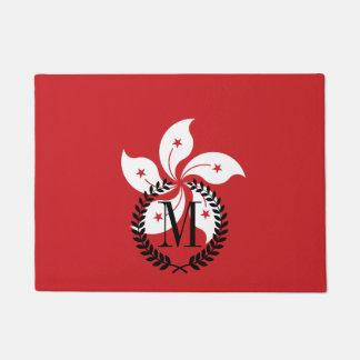 Flag of Hong Kong Doormat