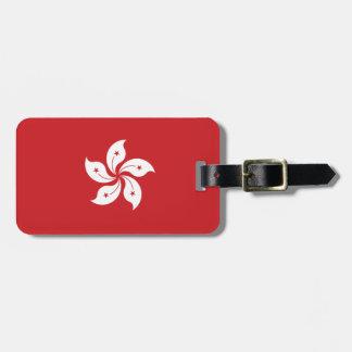 Flag of Hong Kong Luggage Tag
