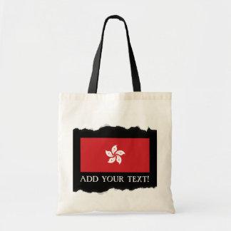 Flag of Hong Kong Tote Bag