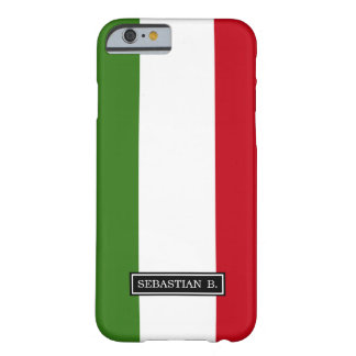Flag of Hungary Barely There iPhone 6 Case