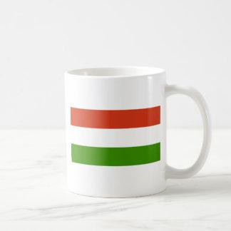 Flag of Hungary Coffee Mug