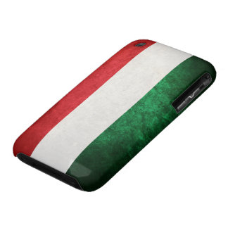 Flag of Hungary iPhone 3 Case-Mate Case