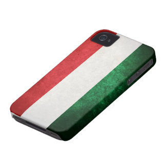 Flag of Hungary iPhone 4 Case-Mate Case