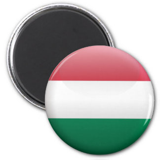 Flag of Hungary Magnet