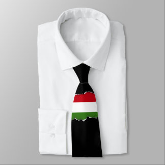 Flag of Hungary Tie