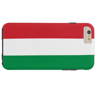 Flag of Hungary Tough iPhone 6 Plus Case