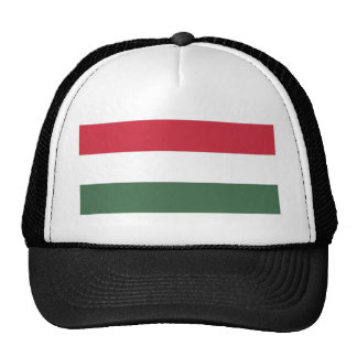 Flag_of_Hungary Trucker Hat