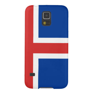 Flag of Iceland Case For Galaxy S5