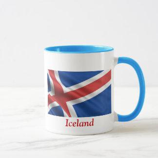 Flag of Iceland Mug
