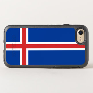 Flag of Iceland Otterbox iPhone Case