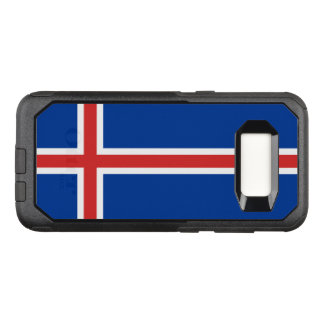 Flag of Iceland Samsung OtterBox Case