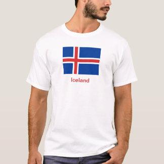 Flag of Iceland T-Shirt