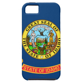 Flag Of Idaho Case For The iPhone 5