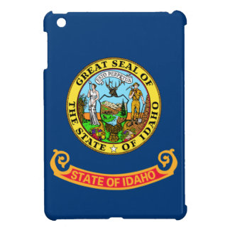 Flag Of Idaho Cover For The iPad Mini