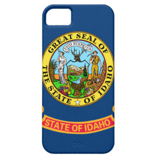 Flag Of Idaho iPhone 5 Covers