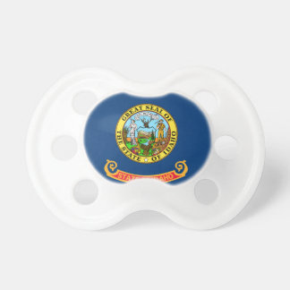Flag of Idaho Pacifiers