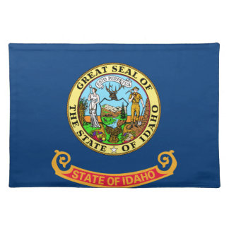 Flag Of Idaho Placemat