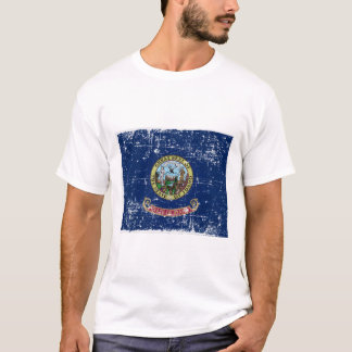 Flag of Idaho T-Shirt