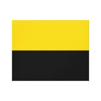 Flag of IJsselstein Canvas Print