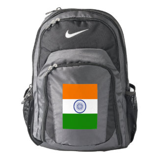 Flag of India Ashoka Chakra Backpack