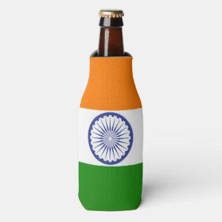 Flag of India Ashoka Chakra Bottle Cooler