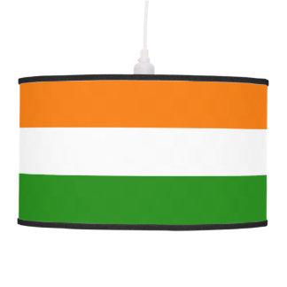 Flag of India Ashoka Chakra Pendant Lamp