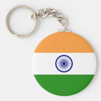 Flag of India Bharat Ganrajya Keychains