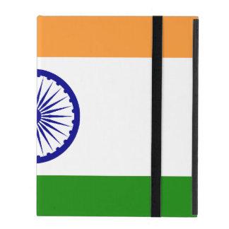 Flag of India iPad Folio Cover