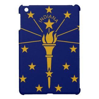 Flag Of Indiana Cover For The iPad Mini