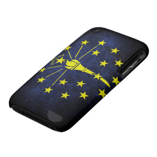 Flag of Indiana iPhone 3 Cases