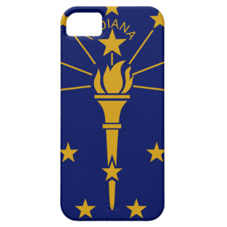 Flag Of Indiana iPhone 5 Case