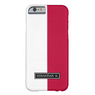 Flag of Indonesia Barely There iPhone 6 Case