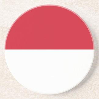 Flag_of_Indonesia Coasters