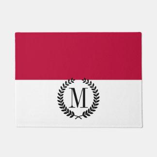 Flag of Indonesia Doormat