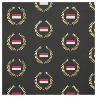 Flag of Indonesia Fabric