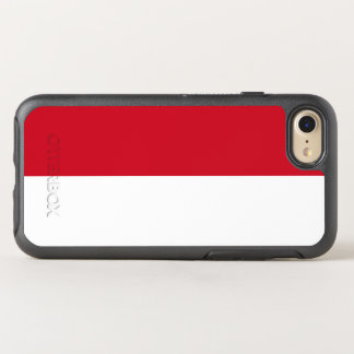 Flag of Indonesia OtterBox iPhone Case