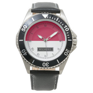 Flag of Indonesia Watch