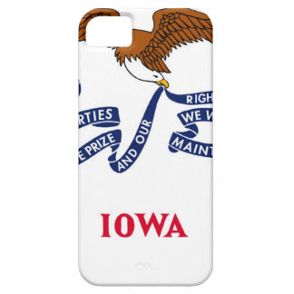 Flag Of Iowa iPhone 5 Cover